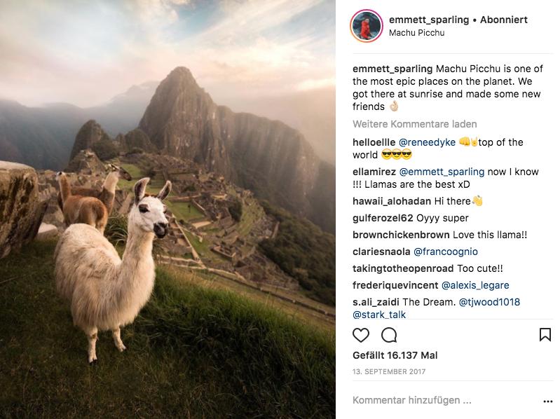 """Folge lieber diesen 7 Instagram-Profilen als den ganzen """"Influencern"""""""