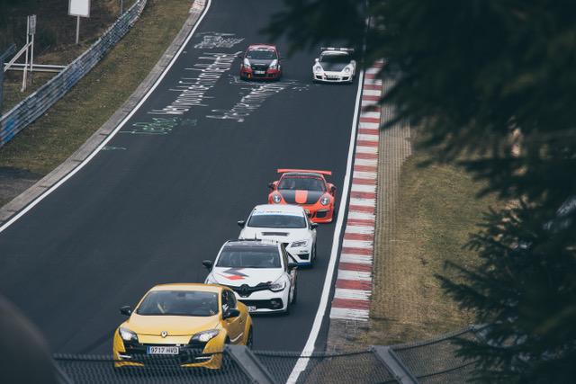 Nordschleife Carfreitag Touristenfahrten Grüne Hölle Nürburgring